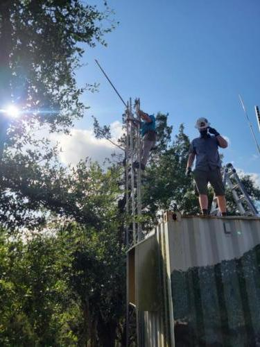 Dripping Springs Repeater Move